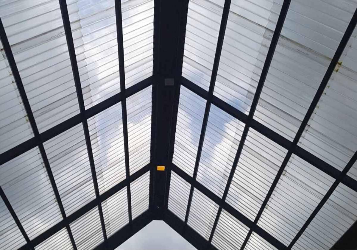 ONDUCLAIR PC Ploy carbonate roofing and cladding system