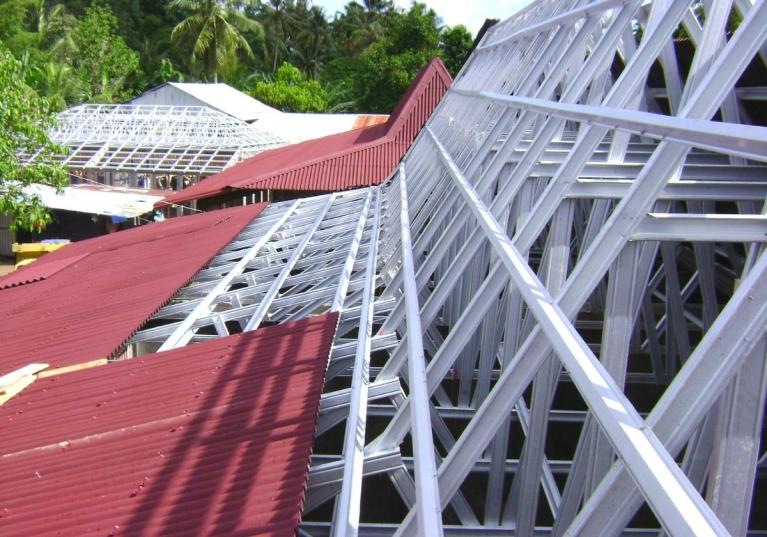 ONDULINE Lightweight Purlins